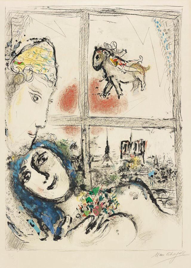 1000 images about marc chagall on pinterest marc