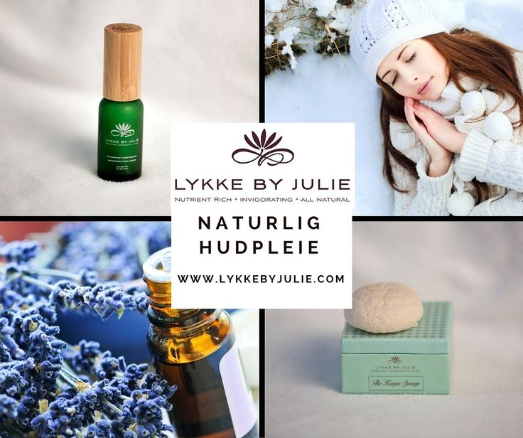 #LykkeByJulie - #Nutrientrich, #Invigorating, #Allnatural