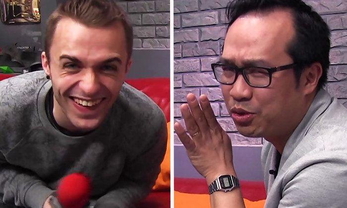 Ratchet & Clank : Squeezie nous parle du film et répond aux propos injurieux de Marc Saez