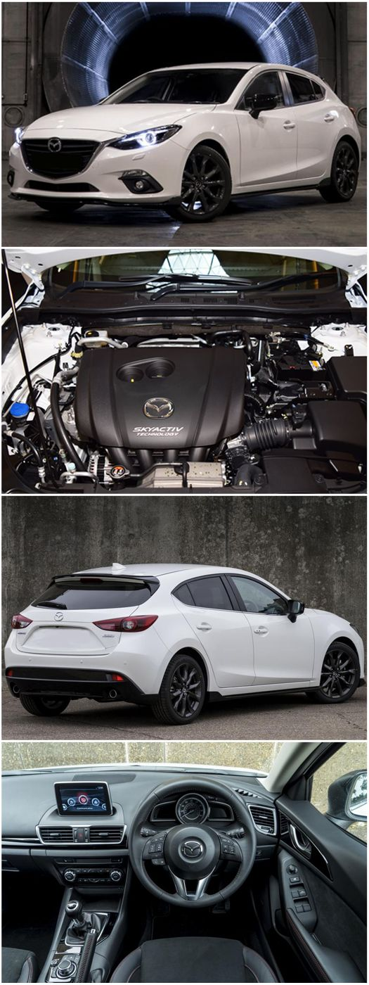 #Mazda_3 #Sport Black Special Edition is a Jewel of #Japan  For more details visit link:  http://www.engines4sale.co.uk/blog/category/mazda/