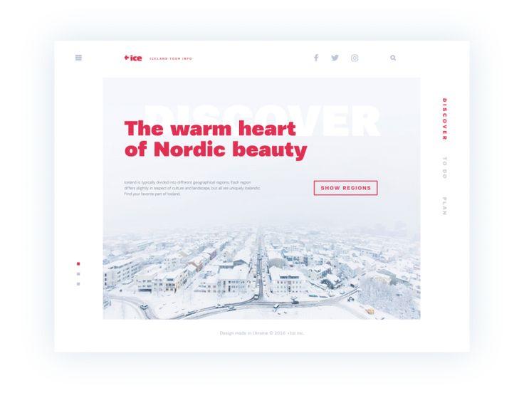 New Tendencies in Web Design | Abduzeedo Design Inspiration