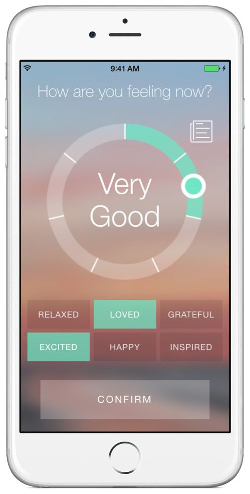 Wonderful app, user friendly, with easy cognitive therapy tools for self help