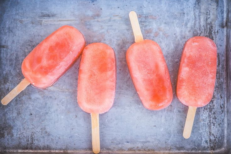 Negroni Pops by Humphrey Slocombe for #NegroniWeek