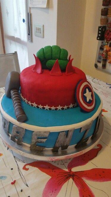 19 best Avengers images on Pinterest Avenger cake The avengers