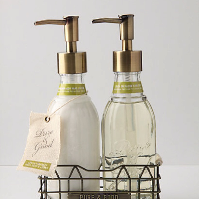 For Your Powder Guest Bathroom From Anthropologie Modern Decor