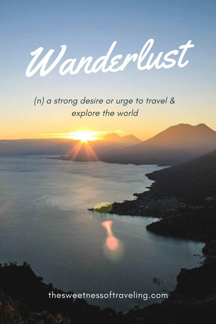 Explore The World Quotes De 25 Bästa The Sweetness Of Travelingbilderna På Pinterest