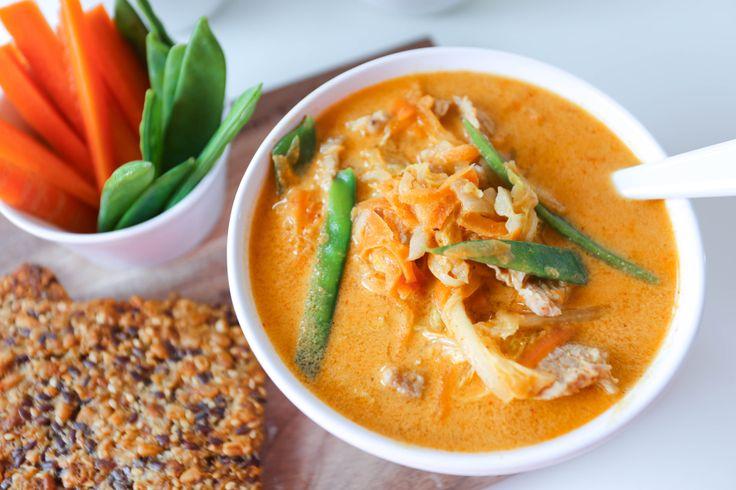 Asiatisk currygryte