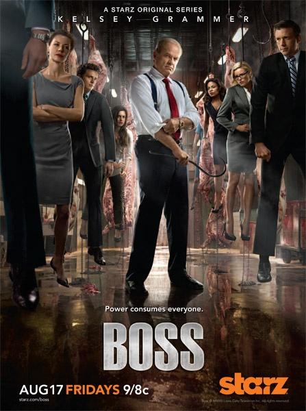 """Boss - """"Power consumes everyone"""""""