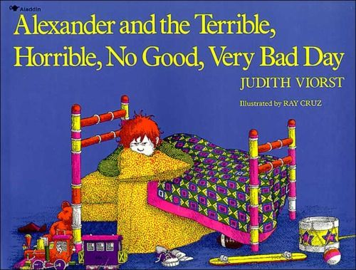 Loved reading this one to the kids.: Worth Reading, Childhood Books, Kids Books, Books Worth, Favorite Books, Bad Day, Great Books, Children Books, Judith Viorst