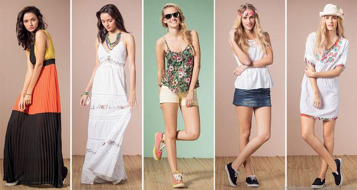 Nucleo Moda verano 2015. Moda 2015.