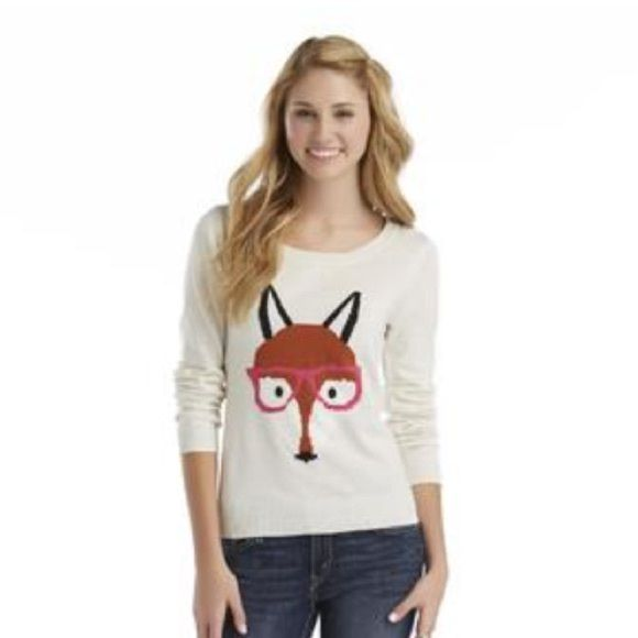 ‼️Adorable Fox Sweater. Too cute!! Adorable Fox Sweater. Sweaters