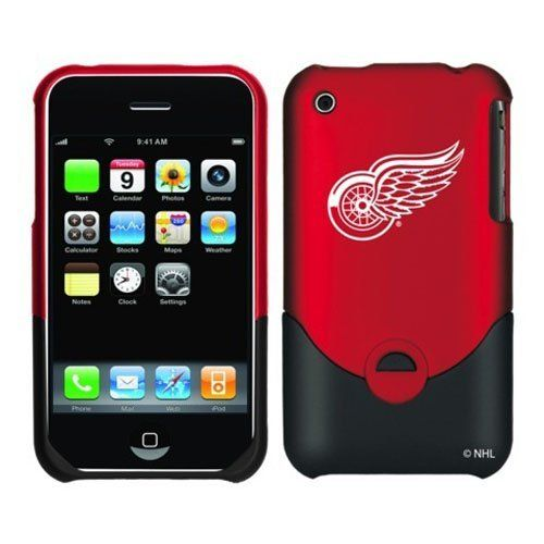 Detroit Red Wings iPhone 3G / 3GS Duo Shell by Tribeca. $16.99. Give your iPhone a boost of team spirit with this slim, lightweight Duo Shell for iPhone 3G / 3GS. The Duo is laser engraved with a team logo and is made of protective hard plastic with a rubberized finish. The open-front design allows unrestricted access to the touchscreen.. Save 32% Off!