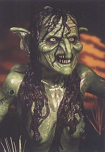 Swamp witch - BLIX STUDIOS | Legend by Ridley Scott ...
