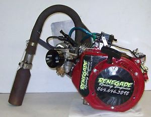 High Performance 6 5HP Drift Trike Engine Go Kart Mini Bike Drift ...