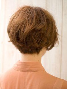 pixie bob haircut back view - Google Search More