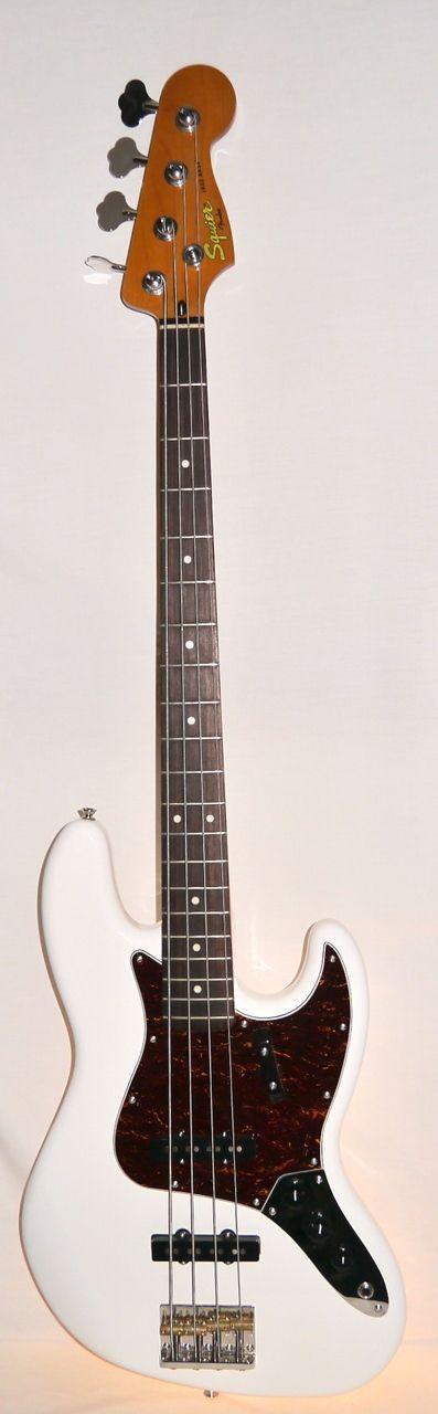 13 best squier bass images on Pinterest Bass guitars Fender