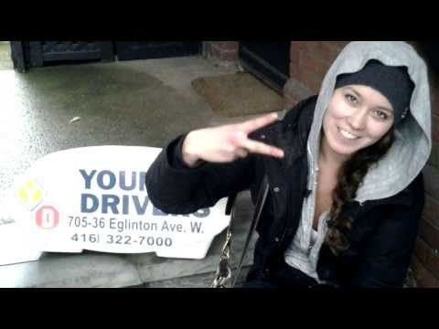 Pass your road test! - Hey Yall Passed My G2 with Young Drivers of Canada #drivingschool #review #toronto #drivingschools https://www.yd.com/torontodowntown/default.aspx
