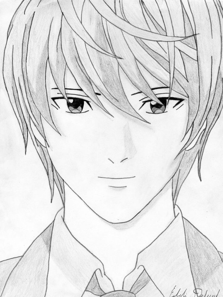 Death Note - Light Yagami by stcc7sixty
