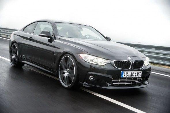 AC Schnitzer nos presenta su programa de personalización para el BMW Serie 4 - http://www.motoradictos.com/marcas/bmw/ac-schnitzer-nos-presenta-su-programa-de-personalizacion-para-el-bmw-serie-4 AC Schnitzer, BMW Serie 4