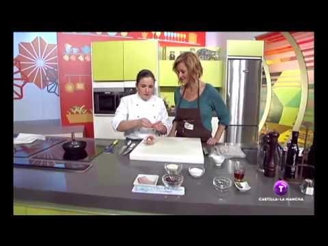 Cocina con nosotros María Dolores Arreaza Morales, de la Escuela EFA La Serna de Bolaños de Calatrava, Ciudad Real. Nos preparará: RULO DE PASTA BRICK RELLEN...