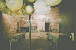 Tyler + Lauren DIY Industrial Wedding | Ruffled