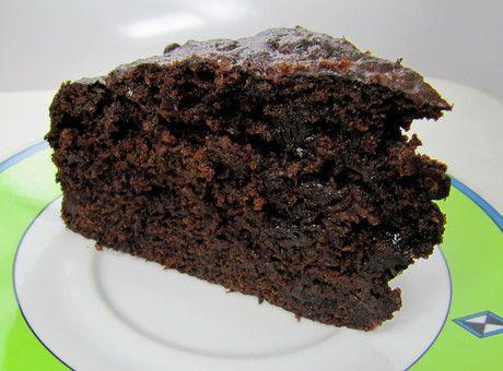 Schokoladen-Möhrenkuchen: runde Form, 20 cm