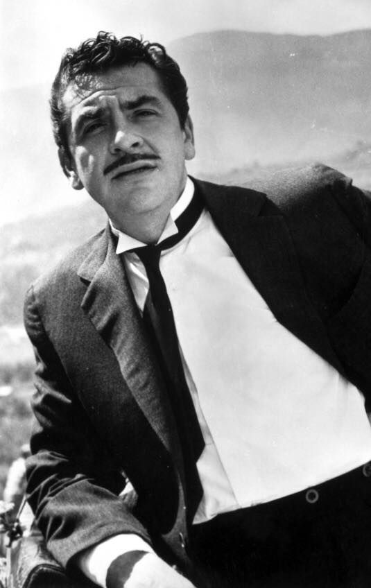 """Ernie Kovacs Production photo from his 1962 unsold pilot, """"MEDICINE MEN"""" (co-starring Buster Keaton). One week after it was completed, Ernie died in that horrible auto accident."""