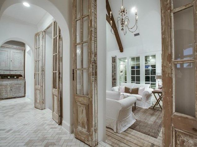 17 best ideas about french farmhouse on pinterest for European french doors
