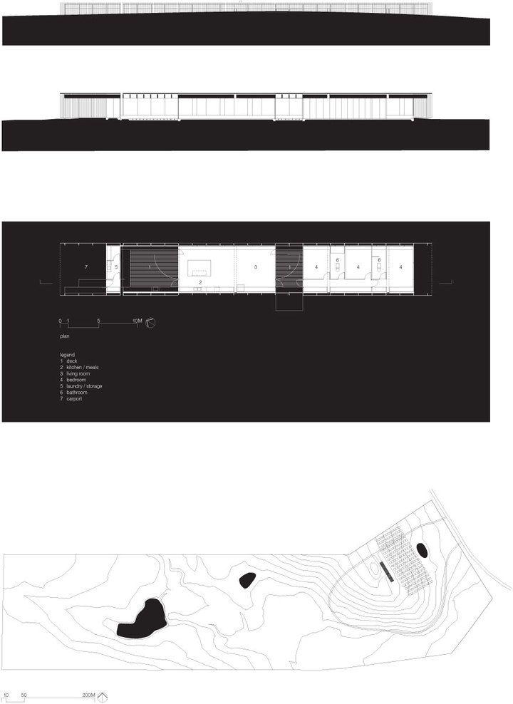 sean godsell / glenburn house