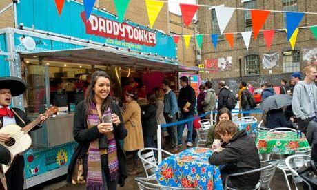 Central London's top 10 budget restaurants. http://www.guardian.co.uk/travel/2011/mar/11/central-london-restaurants-budget-eats