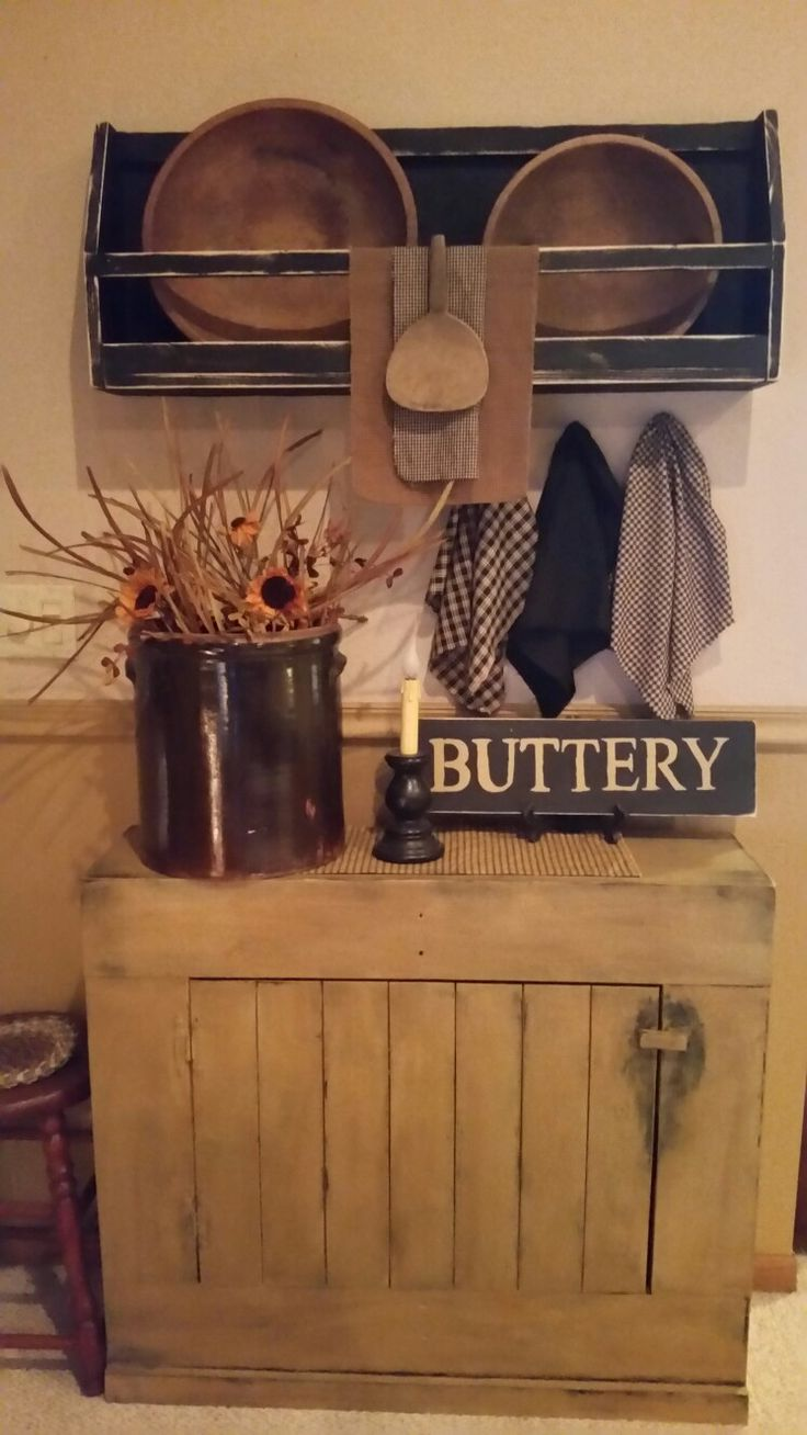 Diy primitive furniture - Ashley Kasal S Home
