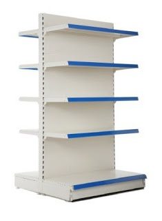 Experts in shop fitting & shop shelving | shelving4shops: What is Gondola Shelving?