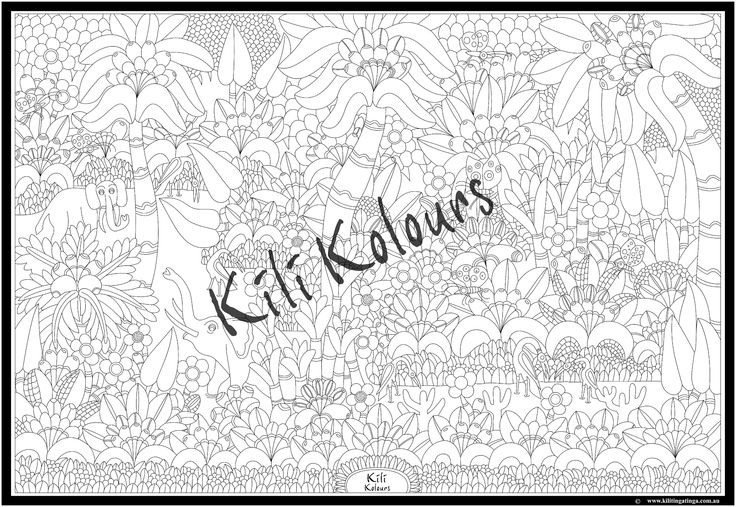 ideal for #ink, #paint, #pencil and #watercolour. #Adultcolourining #colour-in #aduld #relax #africanart #giveback #stockingfllers #coloringforadults #drawing #ink #drawings #Coloring book #floraldesign