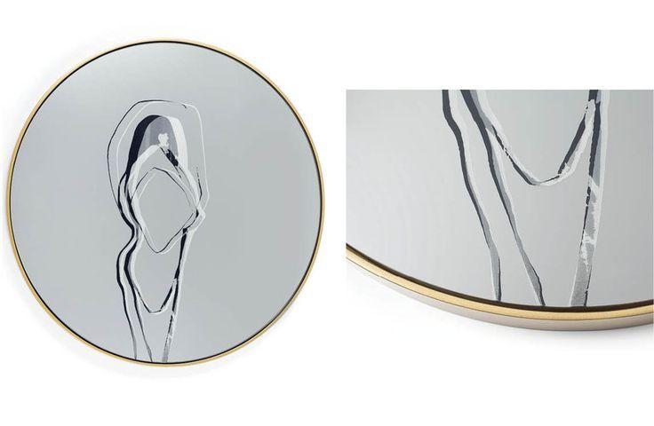 "Smoke Grey/Gold Large Circle Mirror 24"" diameter #mirror #mirrors #mirrorglass #design #designlovers #designporn #luxury #luxuryinteriors #decor #decoration #interiordesign #interiorobsessed #art #madeincanada #canadianmade #inspirationdesign #handmade #collectibledesign #minimal #pinterestdesign #SS17 #handcrafted #modernliving #interiors #modernmirror #contemporarydesign #luxuriousdesign #homedecor #homedecoration #wallartdecor #wallart #montreal #canada"