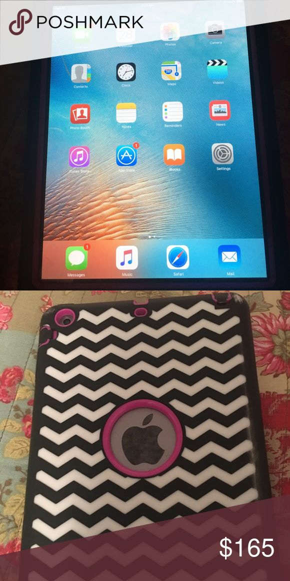 iPad mini 1st generation Very clean in new condition never been out of the case no locks ! apple Other