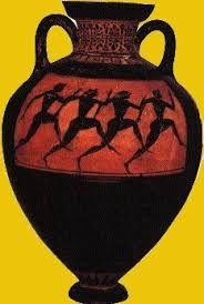 griekse vaas zwart op rood - Google zoeken