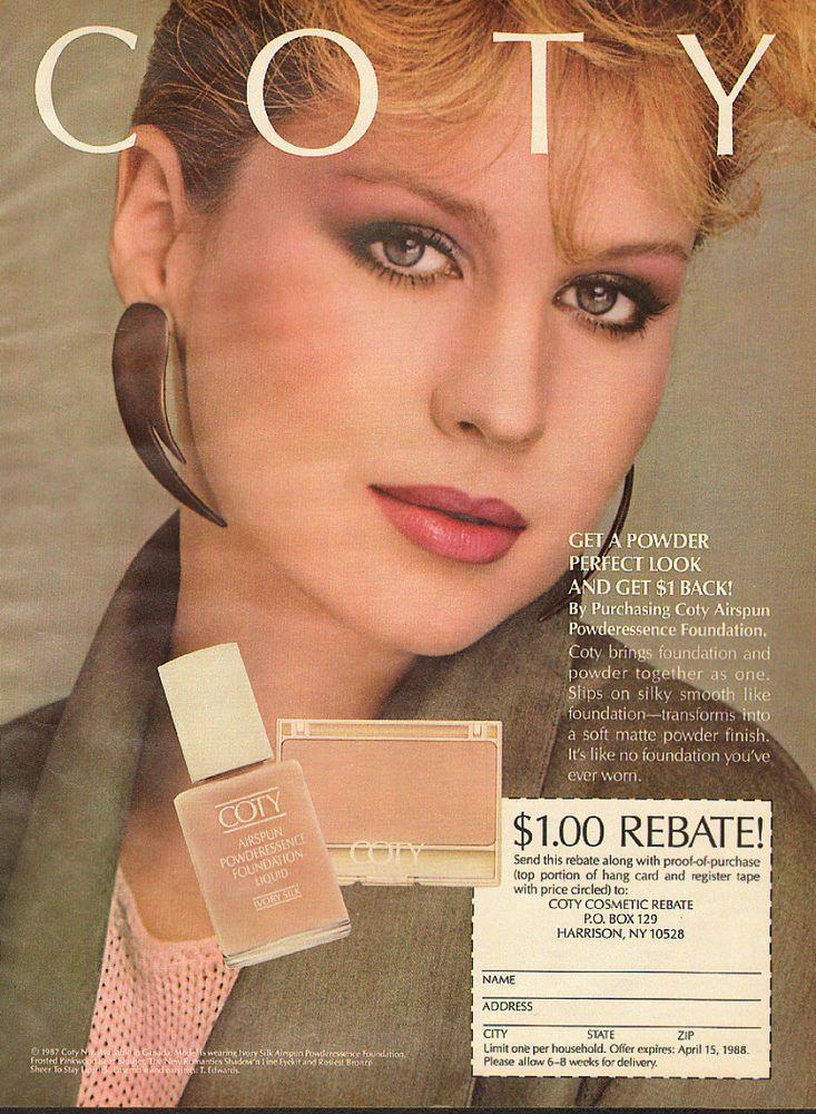 220 best images about vintage makeup ads on pinterest