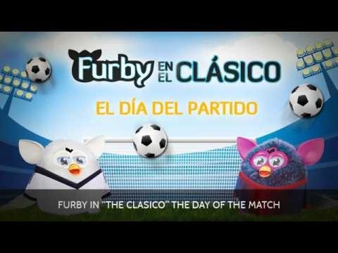 ¿Quieres ver cómo se lo pasaron los Furby en el Estadio Santiago Bernabéu cuando fueron a ver su primer clásico liguero entre Real Madrid y FC Barcelona el pasado 2 de marzo? ¡No te pierdas este vídeo!