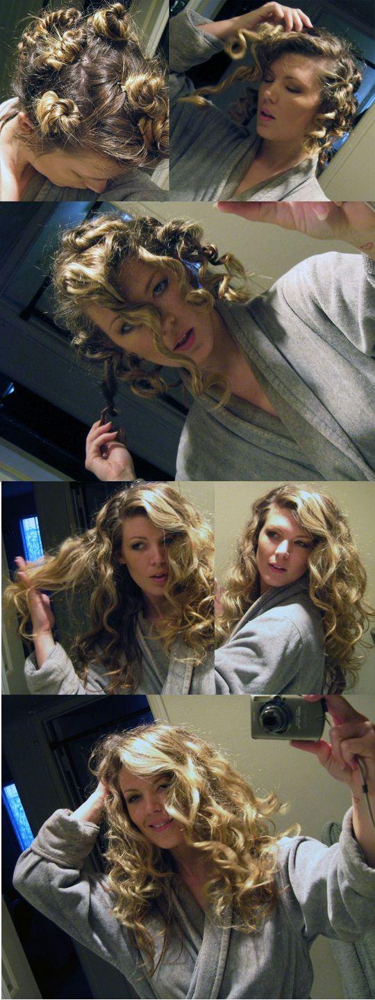 Taylor Swift hair!