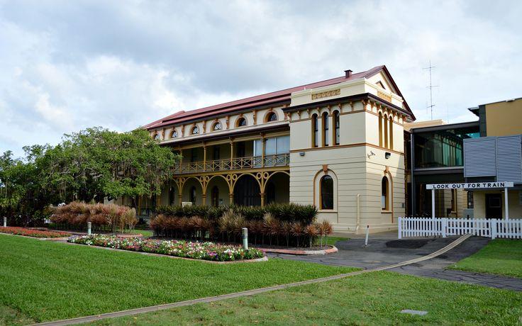 Maryborough Courthouse, Queensland