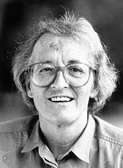 """Elisabeth Kubler Ross, MD (1926-2004) Psychiatrist and pioneer in near-death studies, author of """"On Death and Dying"""" where she first discussed the 5 Stages of Grief."""