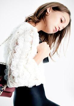 Alicia Vikander for Louis Vuitton Handbags Spring/Summer 2016