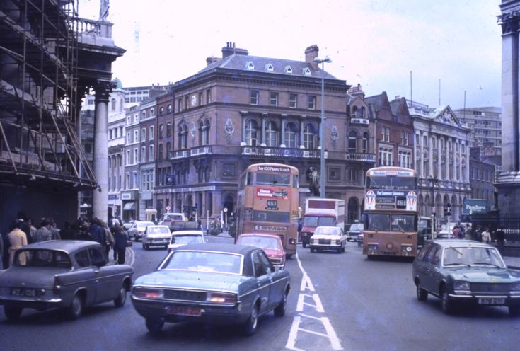 College Green early 1970s
