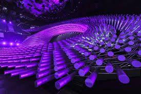 Resultado de imagen para eurovision 2015 stage