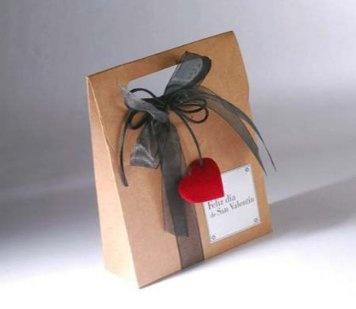 Bolsas para regalos decoradas