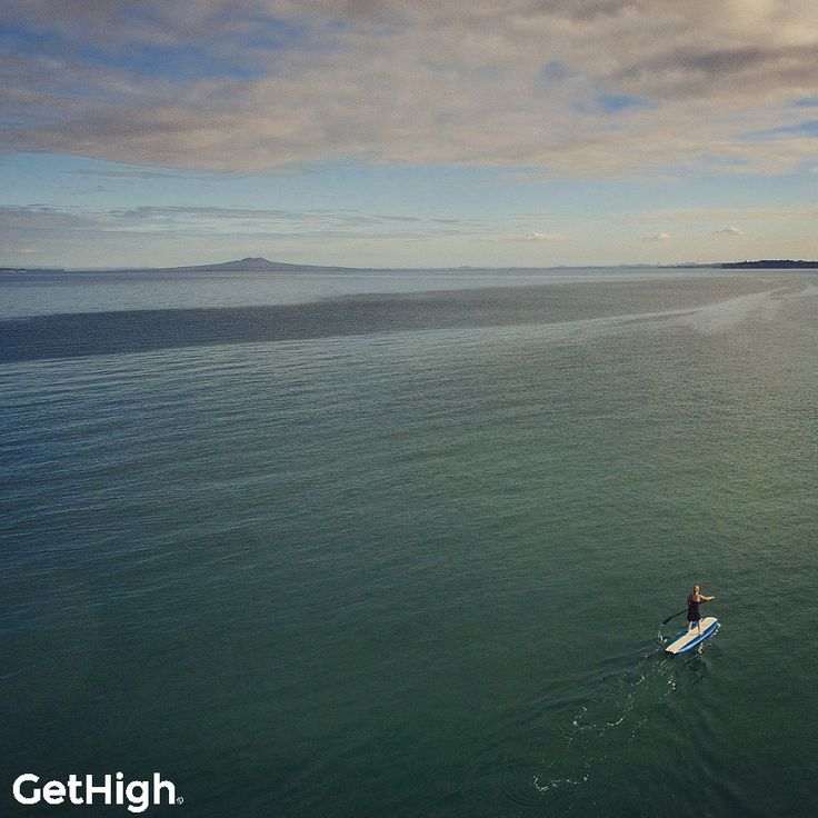 A still from a shoot with SUPMUM with Rangitoto Island in the background, video coming up soon. Shot with the Phantom3Pro