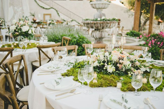 Lush Wine Country Garden Wedding: McKenzi + Blake