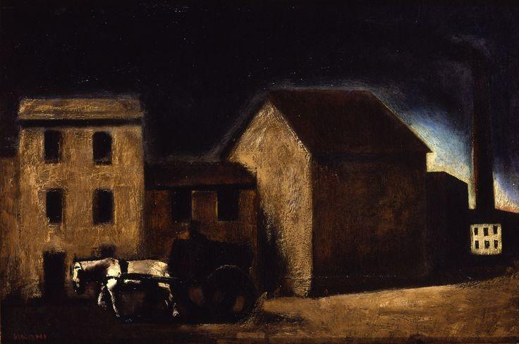 Mario Sironi (Italian, 1885-1961