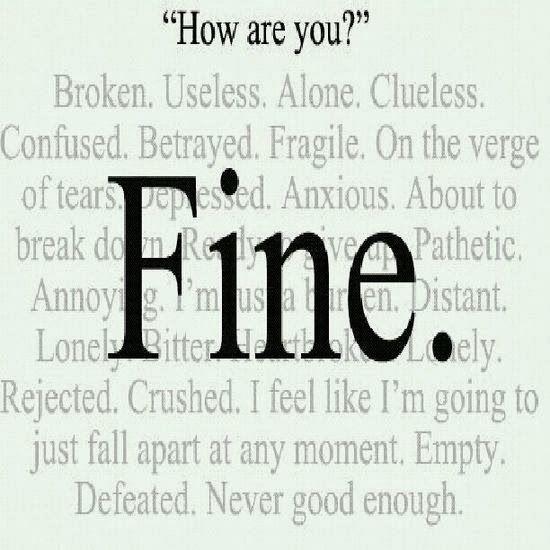 Quotes About Depression   Depressing Quotes   DepressingQuotesz.blogspot.com