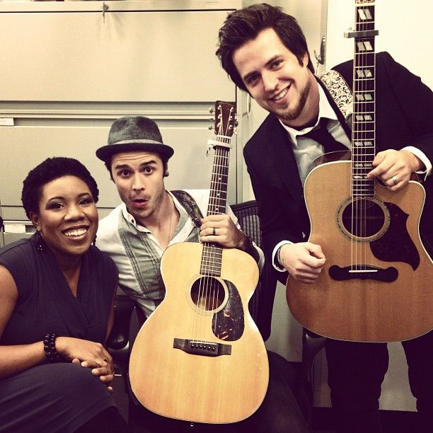 Melinda Doolittle Shares Lost Photo with Kris Allen and Lee DeWyze